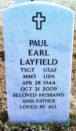 Paul Earl Layfield