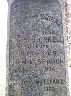Marie <i>Cornell</i> Squire