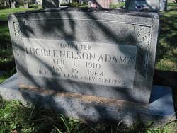 Lucille <i>Nelson</i> Adama