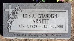 Lois A. <i>Standish</i> Arnett