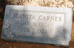 Juanita Carnes