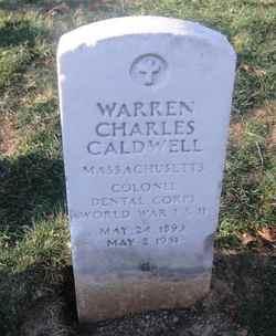 Warren Charles Caldwell