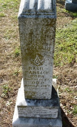 Basil Parrack