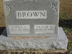 Emma E. <i>Losh</i> Brown