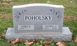 Thomas George Poholsky