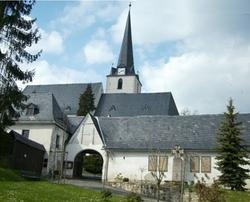 Bergkirche St. Marien in Schleiz