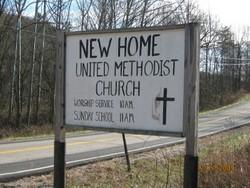 New Home Methodist Church Cemetery