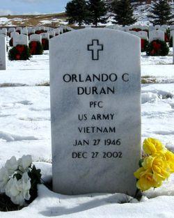 Orlando C Red Duran
