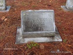 Amanda <i>Watson</i> George