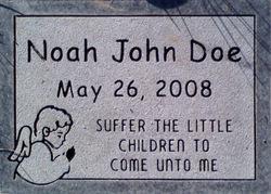 Noah John Doe