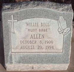 Willie Bell Allen