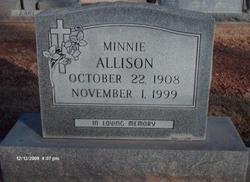 Minnie Allison