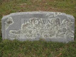 Alonzo Walter Brown