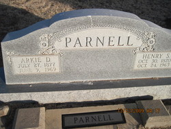 Henry Silee Parnell