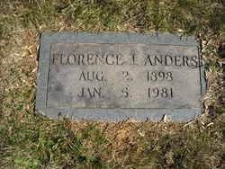 Florence Irene Anders