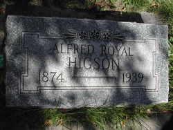 Alfred Royal Higson
