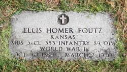 Ellis Homer Foutz