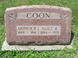 Alice R Coon