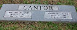 Annibell June <i>Caylor</i> Cantor