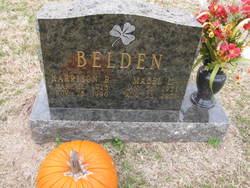 Harrison R Belden