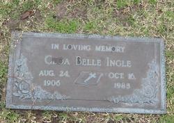 Cloa B <i>Acker</i> Ingle