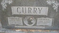 Clara Elizabeth Claire <i>Duffee</i> Curry