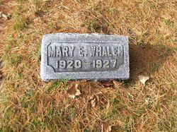 Mary E Whalen