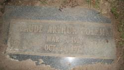 Claude Arthur Coleman