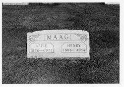 Henry Maag