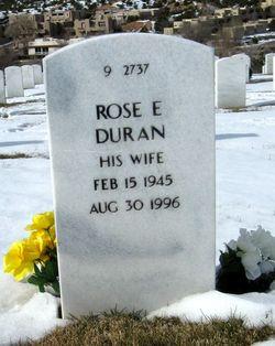 Rosie Evelyn Rose <i>Trujillo</i> Duran