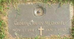 Gloria <i>Chafin</i> McDaniel