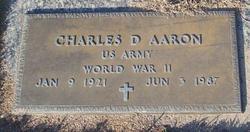 Charles Daniel Aaron