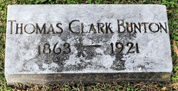 Thomas Clark Bunton, Jr