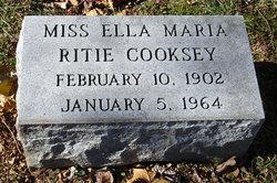 Ella Maria Ritie Cooksey