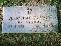 Jerry Dan Gupton