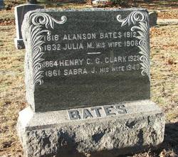Alanson Bates