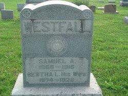 Samuel A Westfall
