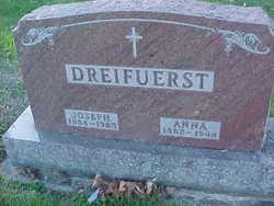 Anna <i>Boehnlein</i> Dreifuerst