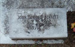 John Edmond Bennett