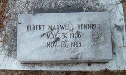 Elbert Maxwell Bennett