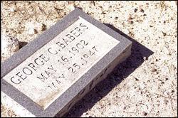 George C Babers