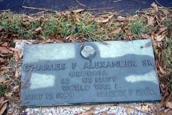 Charles F. Alexander, Sr