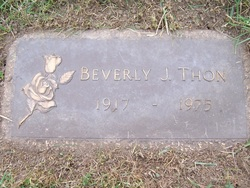 Beverly Jane <i>Sweet</i> Thon