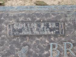 Rollie J Brown, Sr