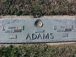 Albert Earl Adams