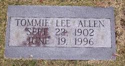 Tommie Lee Allen