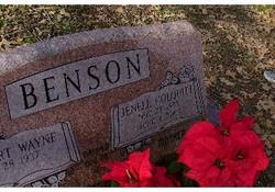 Jenell <i>Colquitt</i> Benson