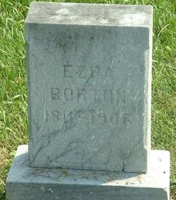 Ezra Borton