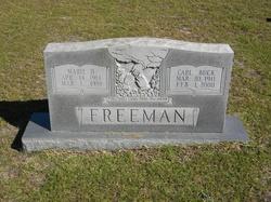 Marie <i>D</i> Freeman