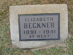 Elizabeth Beckner